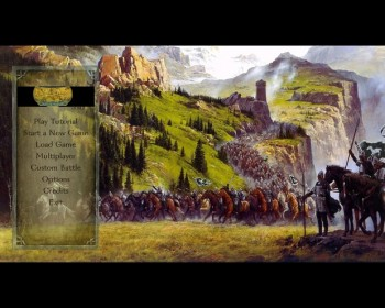 lord of the rings warband