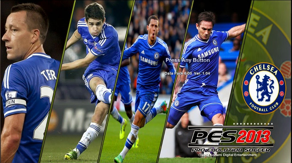 Grapich FIFA 14  (Chelsea FC) For PES 2013 by Andhi Fatchur Rochim