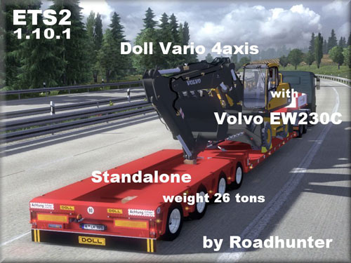 Doll-Vario-4axis-with-Volvo-EW230C