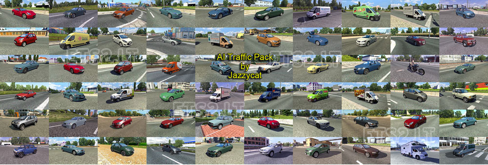 AI-Traffic-Pack-1
