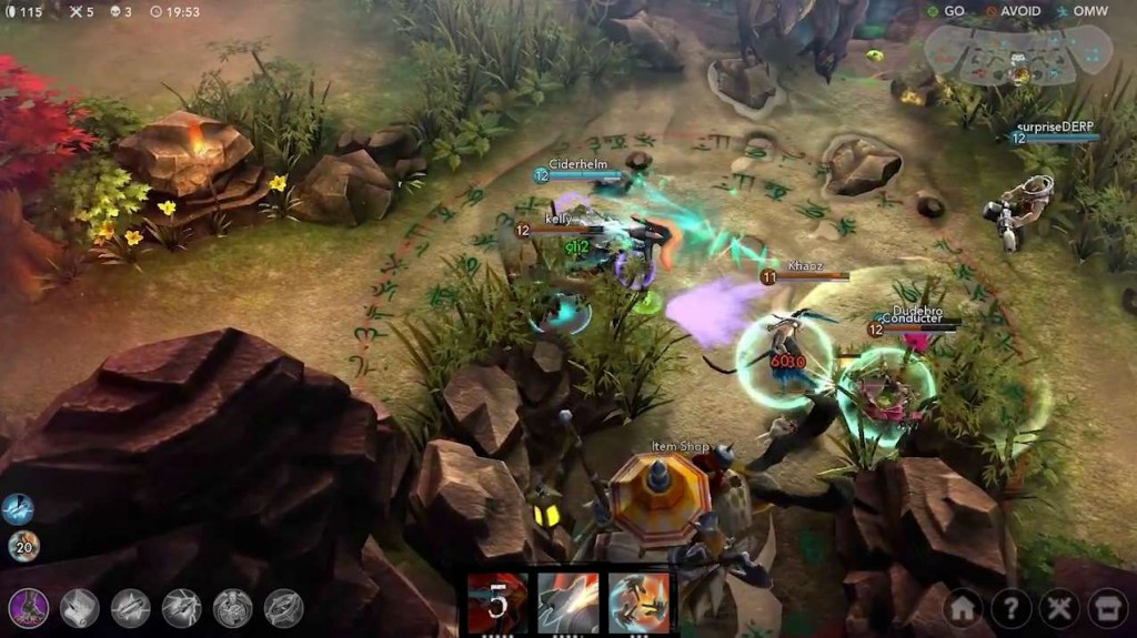 vainglory-gameplay