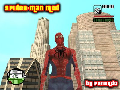 spidermanmodgallery