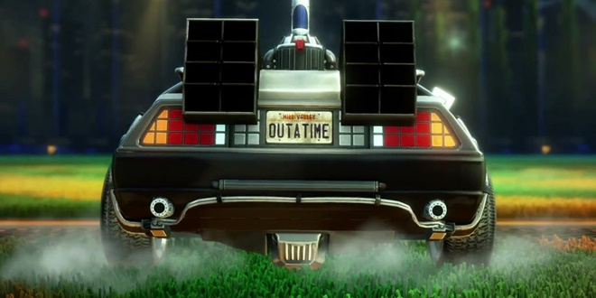 Rocket-League-Back-to-the-Future-DLC-Teaser-Trailer